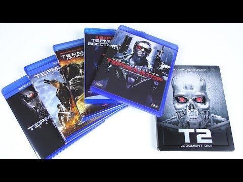Моя коллекция Blu-ray фильмов. Часть 1