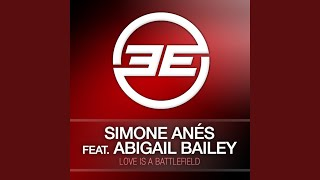 Love Is A Battlefield (Original Instrumental Mix)