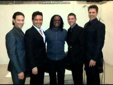 IL DIVO Interview 680 News 22-11-2013