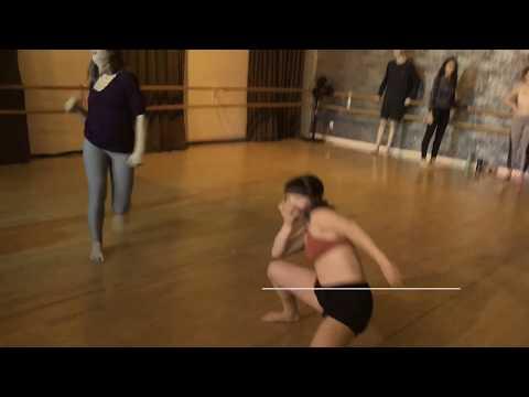 Gina Badone Choreography  - Boy with a Coin