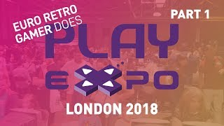PLAY EXPO LONDON 2018 Impressions