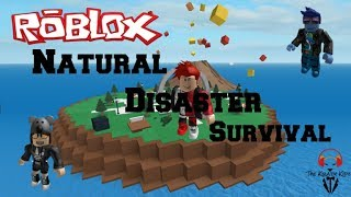 Roblox - Roblox - Natural Disaster Survival ( @TKK_Gaming ) Part Two