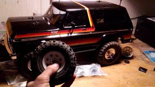 Upgrades for the sunset bronco