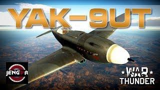 War Thunder Realistic Gameplay. Yak-9UT Realistic Battle, Subscribe...