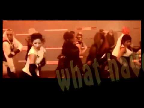 WHAT, JANET - dj mc2 vs. ms. jackson (2012 dj mc2 What, Janet remix) Video Edit