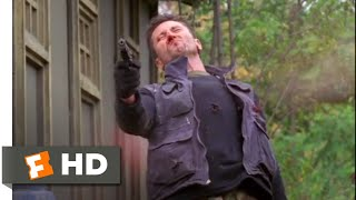 Anacondas: Trail of Blood (2009) - Shoot Him! Scene (8/10) | Movieclips