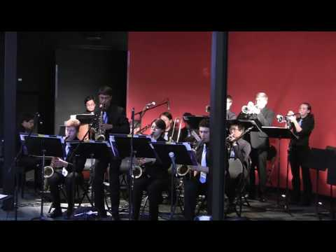 "IHS Jazz II performs ""Orinoco Cocoa"" at the 2016 Crossroads Jazz Festival"