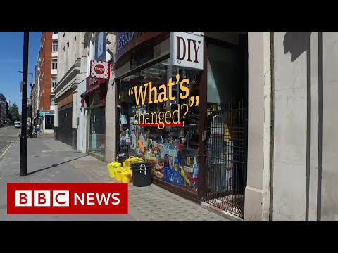 How To Shop Safely In A Coronavirus Pandemic - BBC News