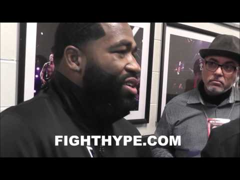 ADRIEN BRONER WARNS TERENCE CRAWFORD TO STAY AWAY FROM ERROL SPENCE JR.; SAYS FOOLISH TO FIGHT HIM