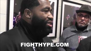 ADRIEN BRONER WARNS TERENCE CRAWFORD TO STAY ...
