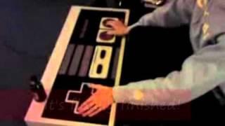 Massive Nes Controller / Coffee Table