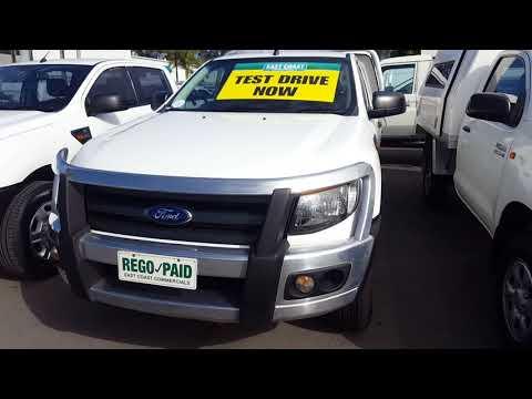 Ford Ranger s/n 27385