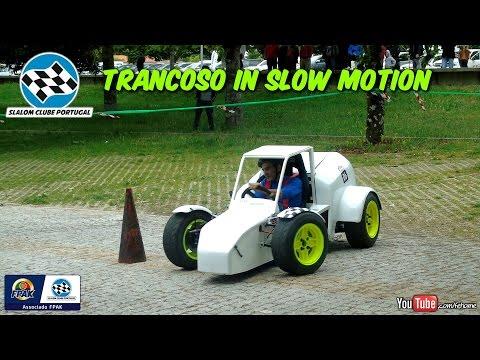 Trancoso in Slow Motion - Auto Slalom - Slalom Clube de Portugal 2017