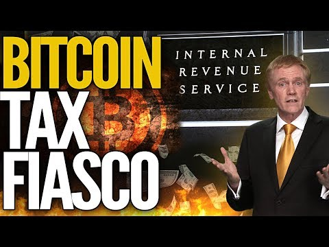 Bitcoin & Tax: The Coming Coinbase Fiasco - Mike Maloney