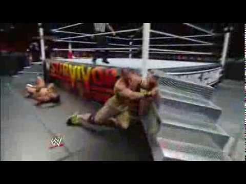 4 Fakes of Survivor Series 2013 WWE