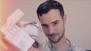 ASMR BEST BEAUTY PRODUCTS  (french, english subtitles)