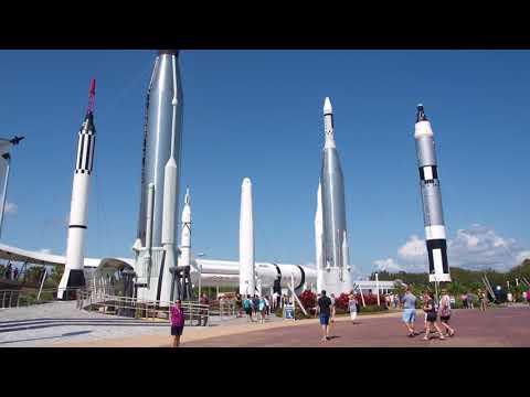 """Raketen, Sumpf und """"making history"""": Das Kennedy Space Center auf Cape Canaveral"""