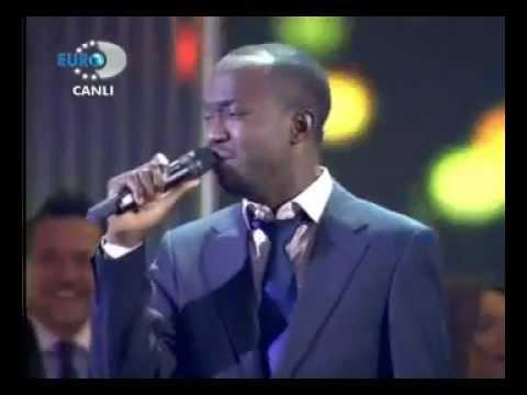 Gabon'lu Terry Boussougou Gesi Bağları - Beyaz Show