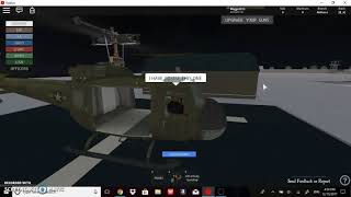 Boot Camp, 1965 HOW GET GET AND CONTROL A HELICOPTER! Roblox