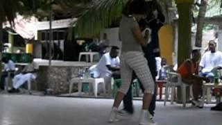 El que ma baila merengue de calle