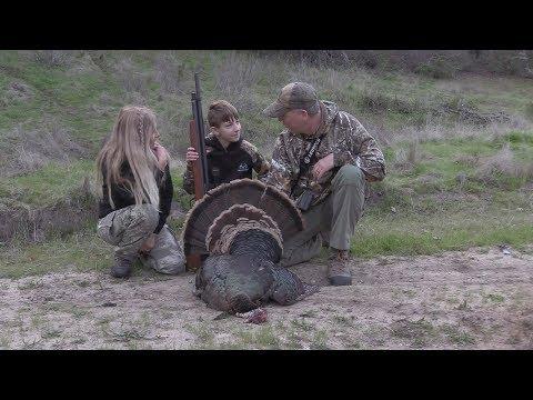 Air Rifle Turkey Hunt - .25 Caliber Benjamin Marauder