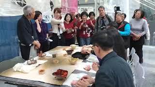 20180302 「絲法自然‧ 天地有我-京都天染絲品環境藝術裝置展」記者會影片縮圖