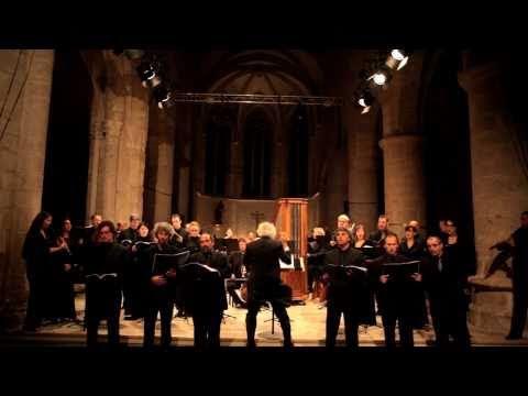 Claudio Monteverdi, Vespers (1610) Lauda Jerusalem Cantar Lontano