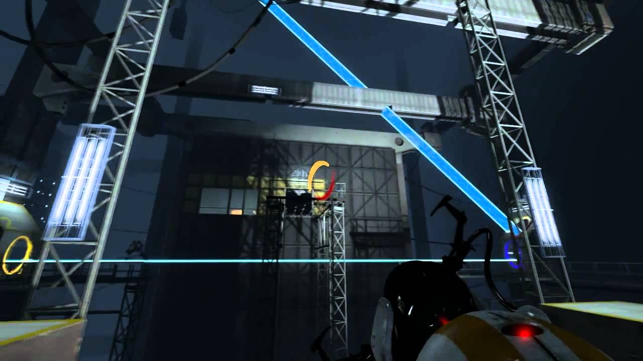 portal 2 how to play local co op