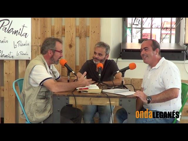 VICTOR M. SANJURJO en Once Once La Hora Maestra