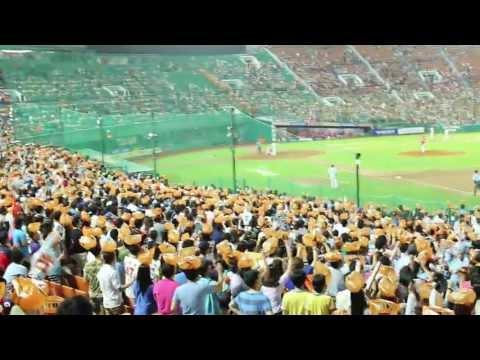 How to be a Korean Baseball Fan. Lotte Giants.