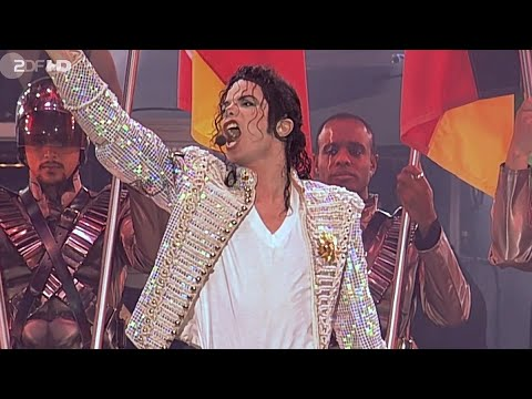 Download Michael Jackson - History (Live HIStory Tour In Munich) (Remastered 4K Upscale)