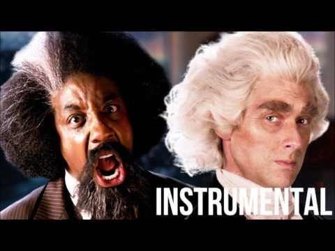 〈 Instrumental 〉Frederick Douglass vs Thomas Jefferson | ERB Season 5