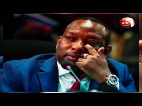 Sonko To Spend Weekend In Cell After Judge Declines Bail Request