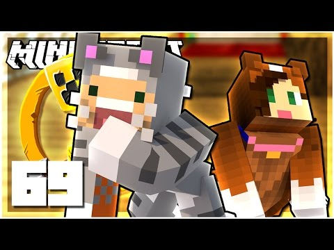 ROLEPLAYING AS A CAT!? | HUNGER GAMES MINECRAFT w/ STACYPLAYS! | SEASON 2 EP 69
