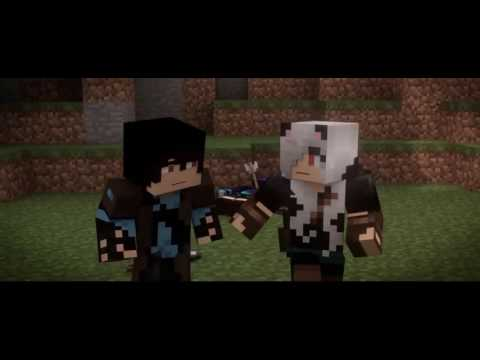 Minecraft Голодные игры анимация
