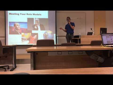 แนะแนวการศึกษาต่อต่างประเทศในสาขา computer security @ 2600Thailand meeting #8