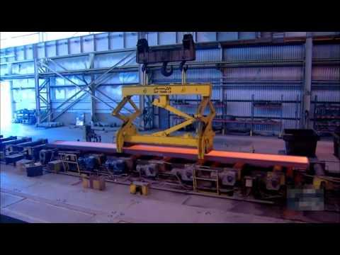 Как делают нержавеющую рулонную сталь