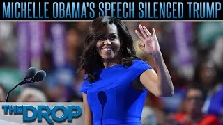 michelle obama s speech defines low key shade the drop presented by add