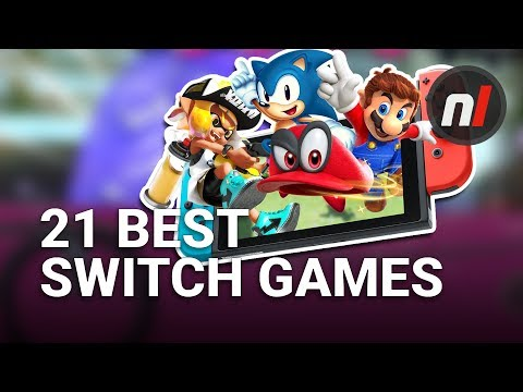 The 21 Best Nintendo Switch Games So Far