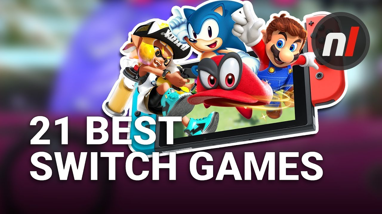 The 21 Best Nintendo Switch Games So Far Youtube