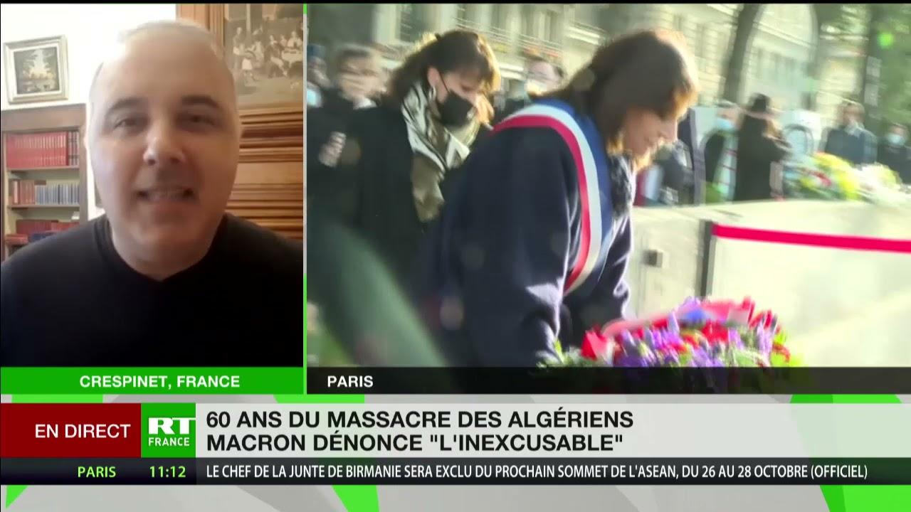 Massacre d'Algériens en 1961 : Farid Dms Debah appelle à une «ouverture des archives»