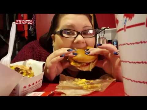 Ожирение и избыточный вес в Казахстане