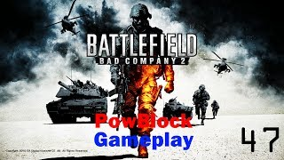 Battlefield Bad Company 2 (PS3) Online p47 - M1 Garand Request!  HUGE Conquest Lobby!