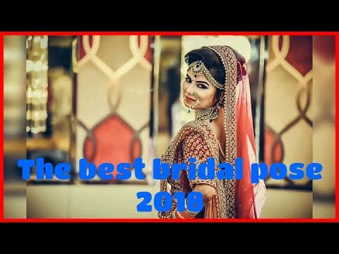 The best Bride photoshoot idea 2k18 for bridal modern photography ....
