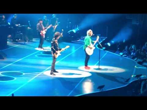 Rolling Stones Little T & A Las Vegas Oct 22,2016