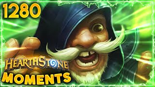 ANYONE CAN WIN A Tournament If You're THIS LUCKY | Hearthstone Daily Moments Ep.1280
