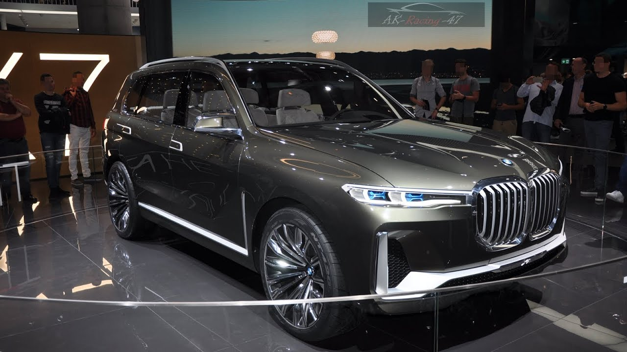2020 Bmw X7 Edrive Interior Exterior Suv Concept Youtube