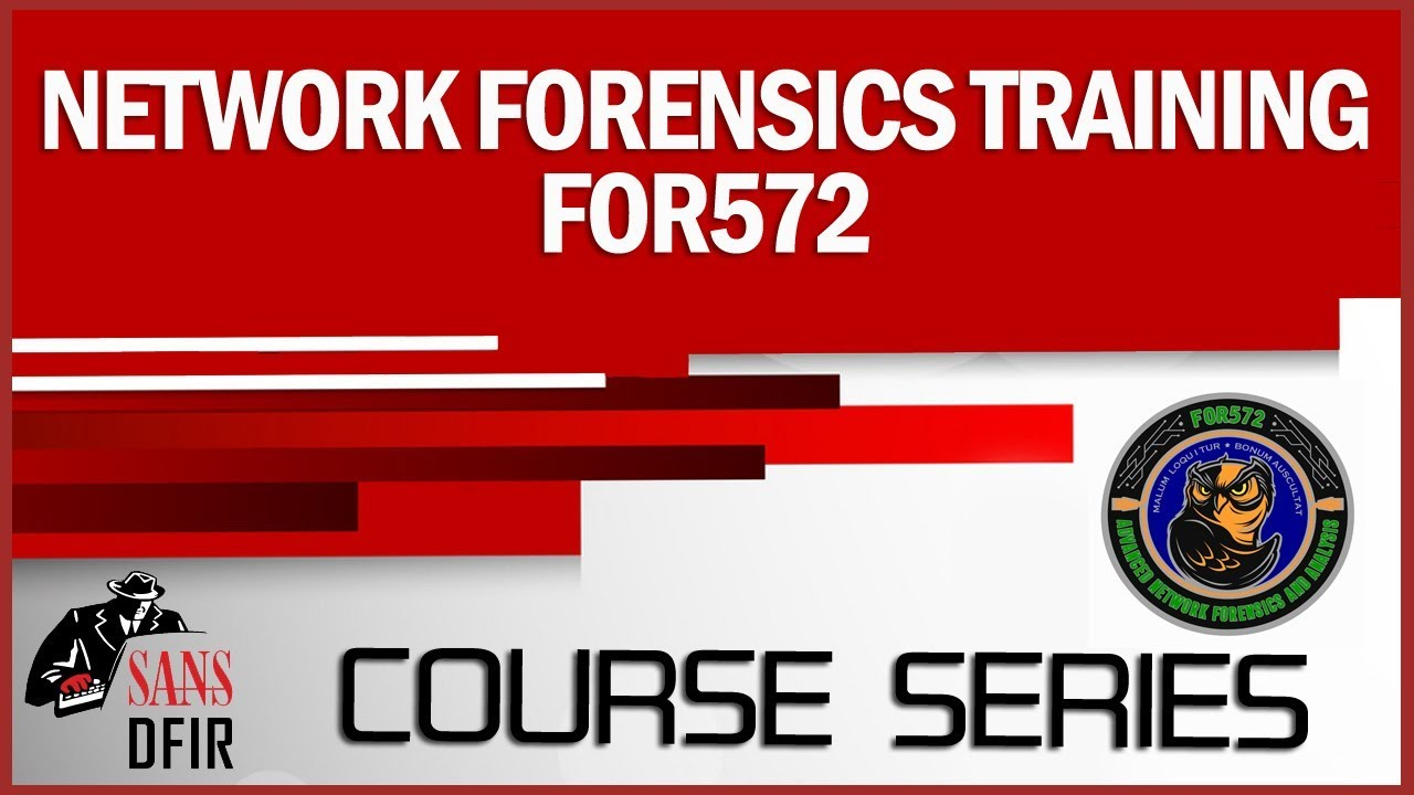 Advanced Network Forensics Course | Threat Hunting & Incident Response