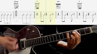 Guitar TAB : From Me To You (Lead Guitar) - The Beatles