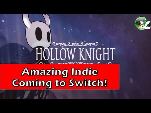 Hollow Knight Coming to Nintendo Switch!